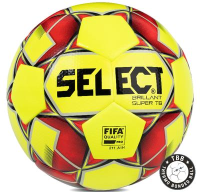 Select Ballenpakket 3x Brillant Super TB 2019