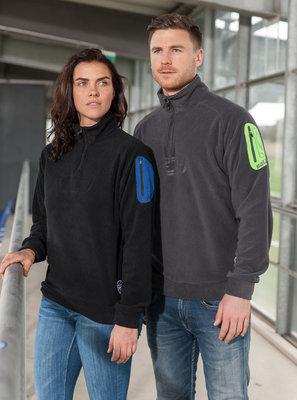 Saller Reactiv fleece sweatshirt