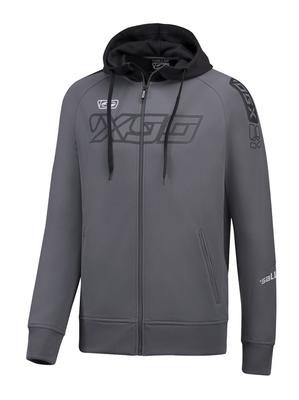 Saller Icon X90 sweater met lange rits en kap