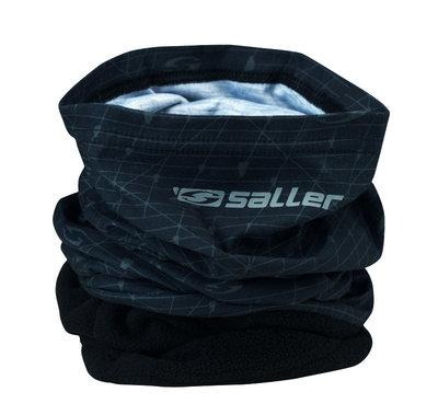 Saller multifunctionele halsdoek met fleece