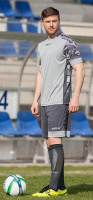 Saller Camo shirt korte mouwen